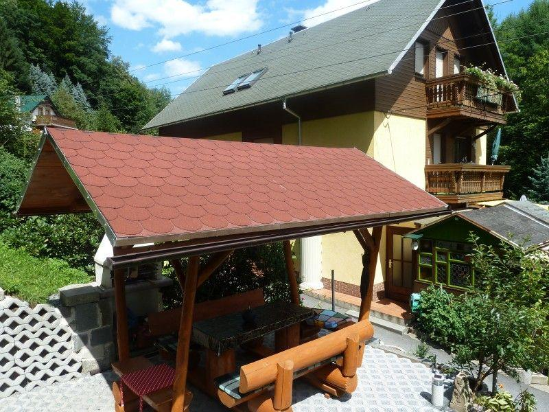Pension Zaukeneck Bad Schandau Grillplatz